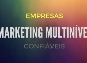 empresas marketing multinivel confiáveis